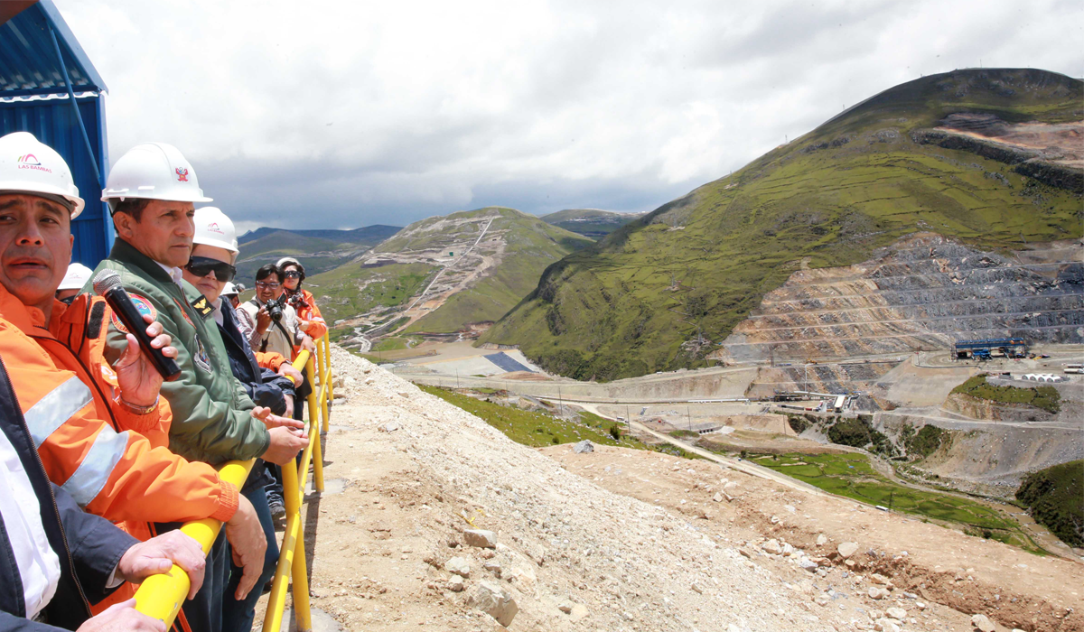 #ParadisePapers: La operación oculta de la mina más cara del Perú
